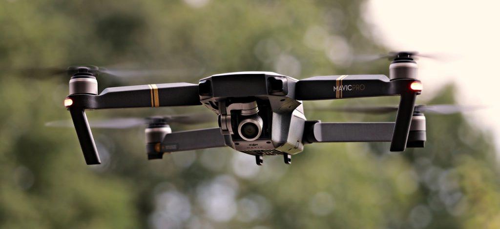 Wykorzystanie dronów w projektowaniu